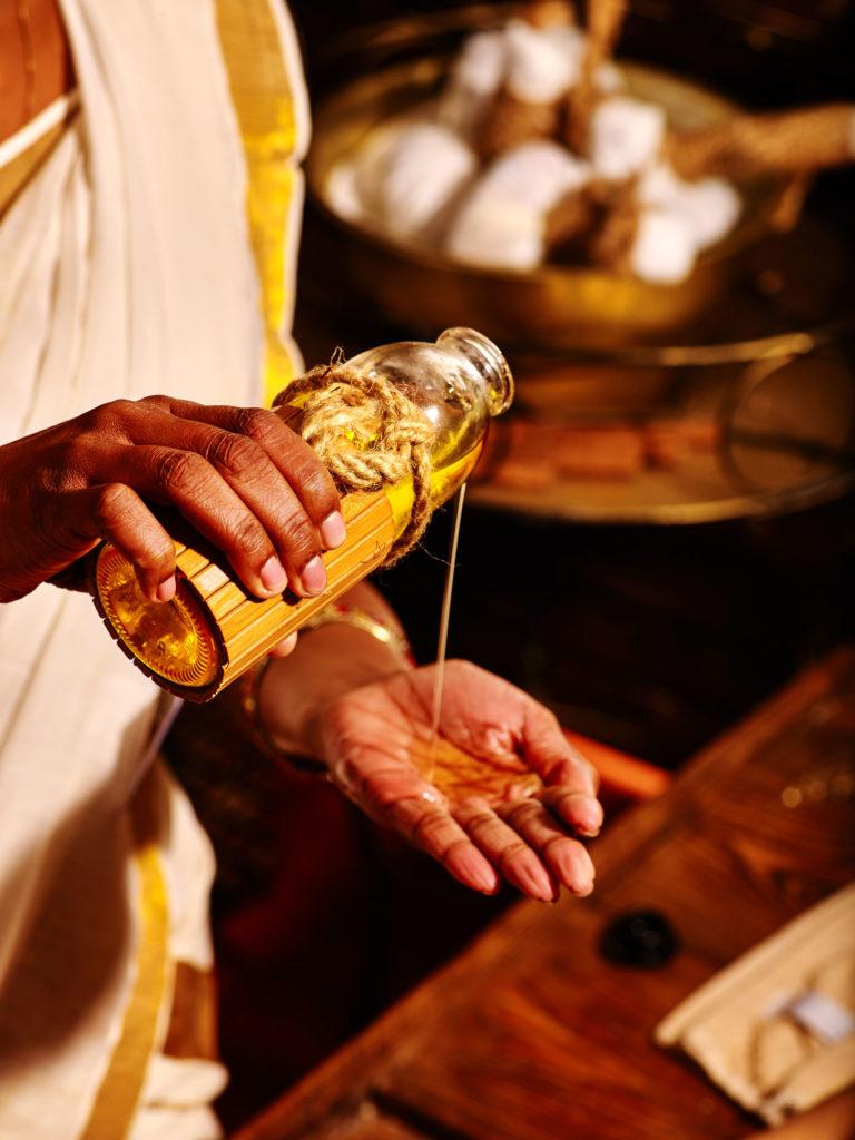 olejowanie skóry