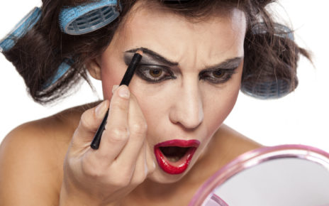 5 najgorszych wpadek makijażowych