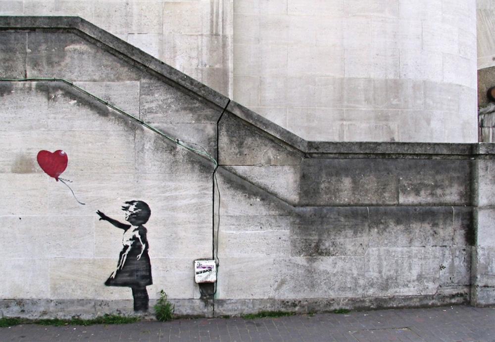Czy Banksy zdemaskowany?