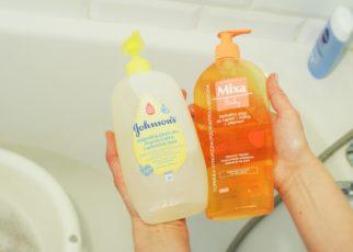 kosmetyki do kąpieli dla dzieci