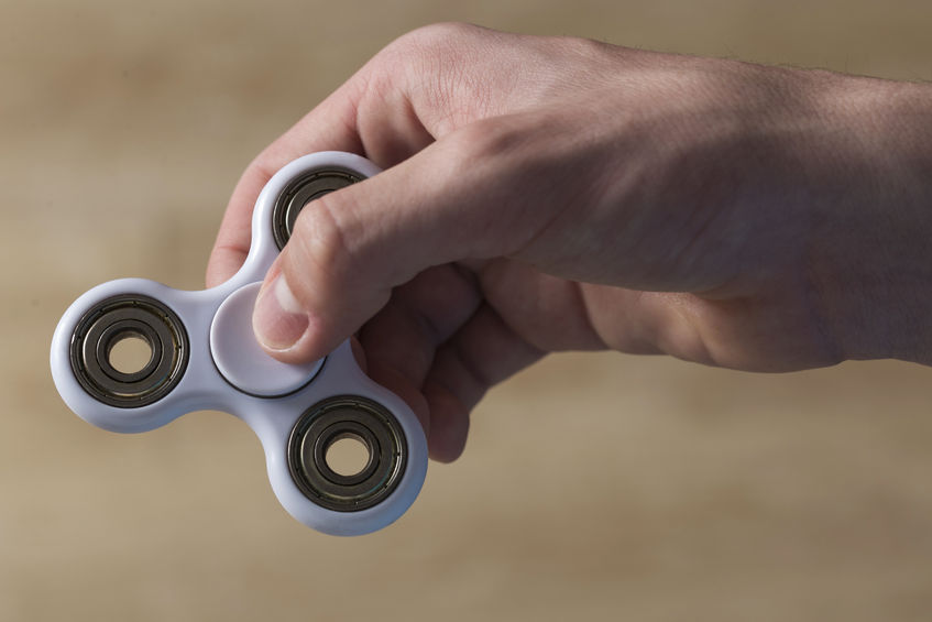 Gadżet Fidget Spinner