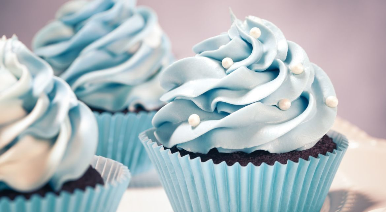 jedzenie w kolorze blue