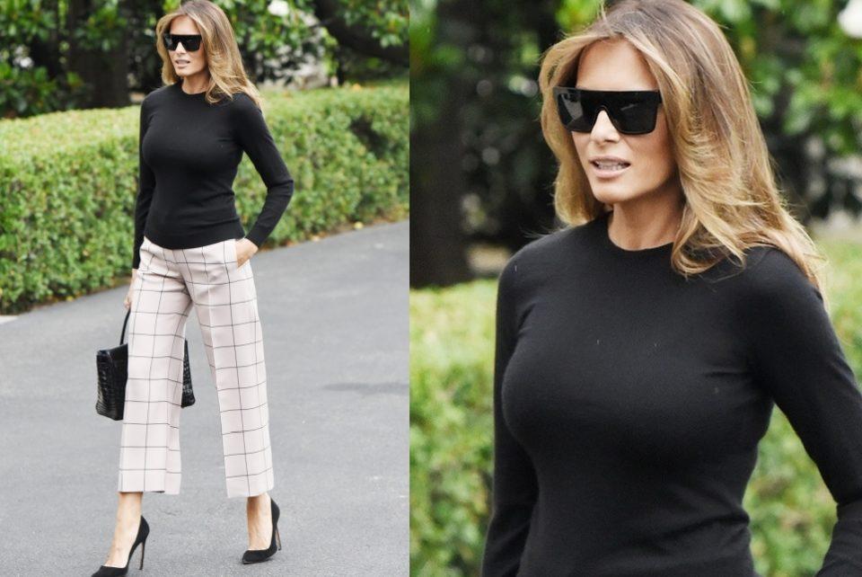 Torebka Melanii Trump