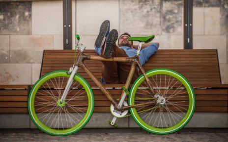 Asante rowery z bambusa