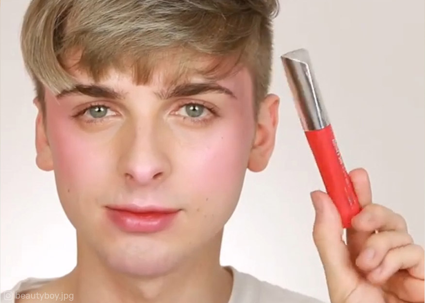 """Władek BeautyBoy - pierwszy """"beauty"""" chłopak w Polsce"""