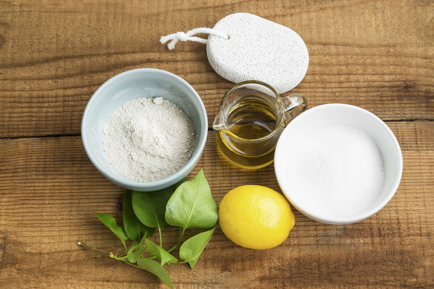 jak dbać o stopy naturalne składniki