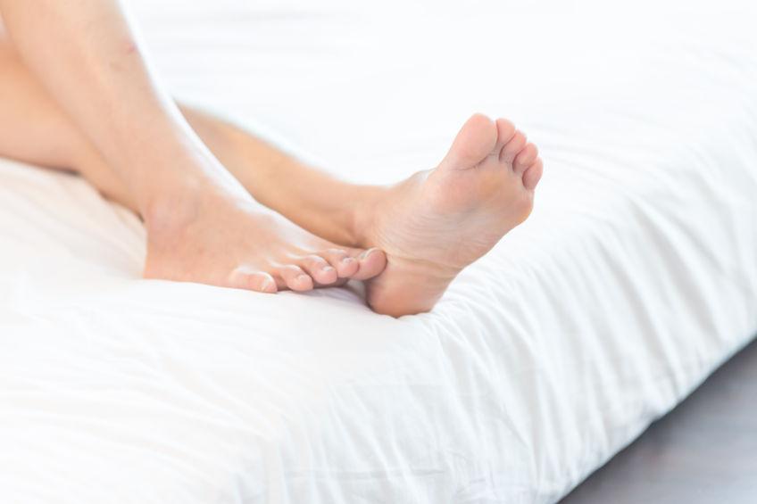jak dbać o stopy domowe sposoby