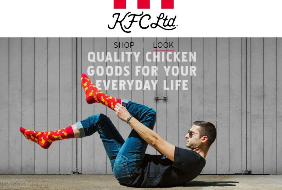 KFC odzież