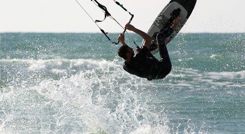 Kitesurfing jak zacząć?