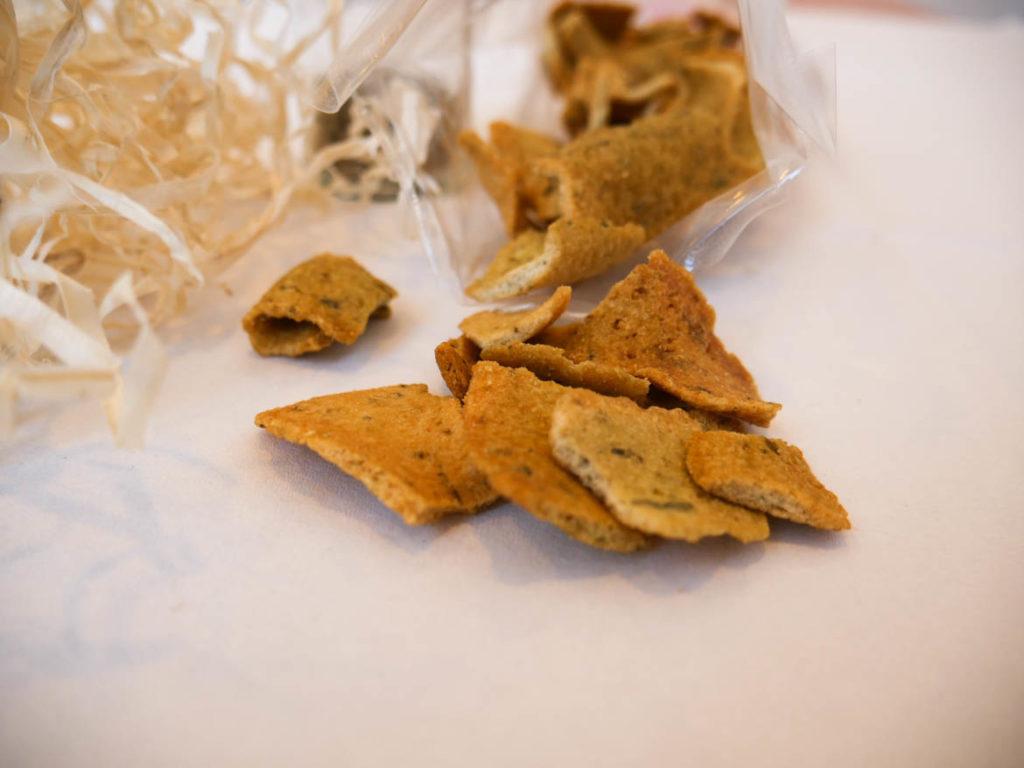 produkty z konopią chipsy