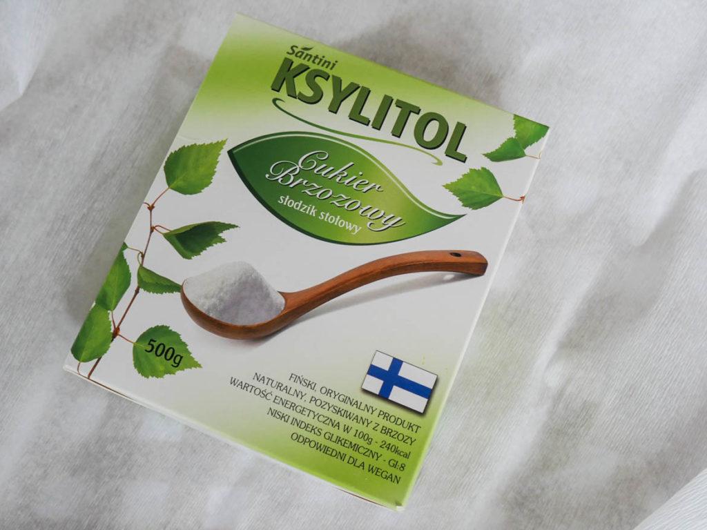 zamienniki cukru ksylitol
