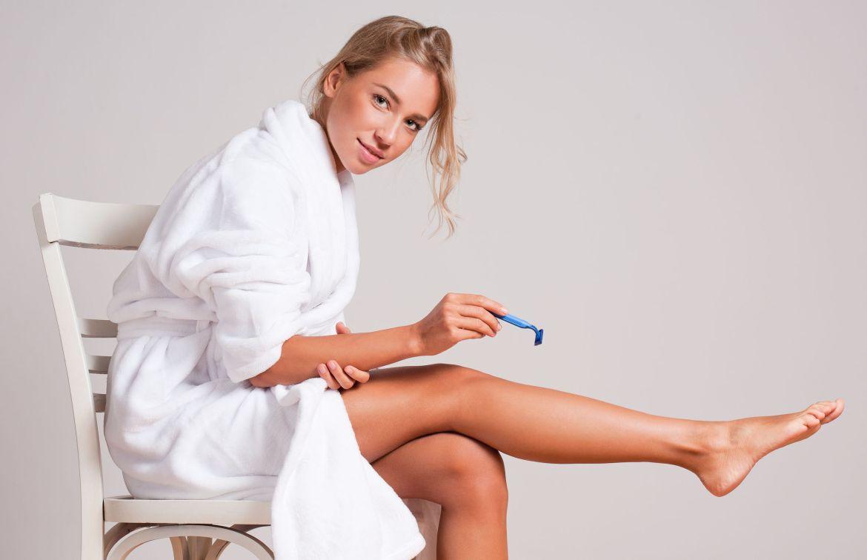 czy kobiety mogą używać męskiej maszynki do golenia owszem
