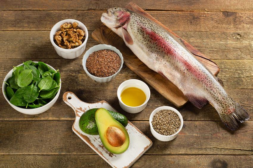 kwasy omega produkty