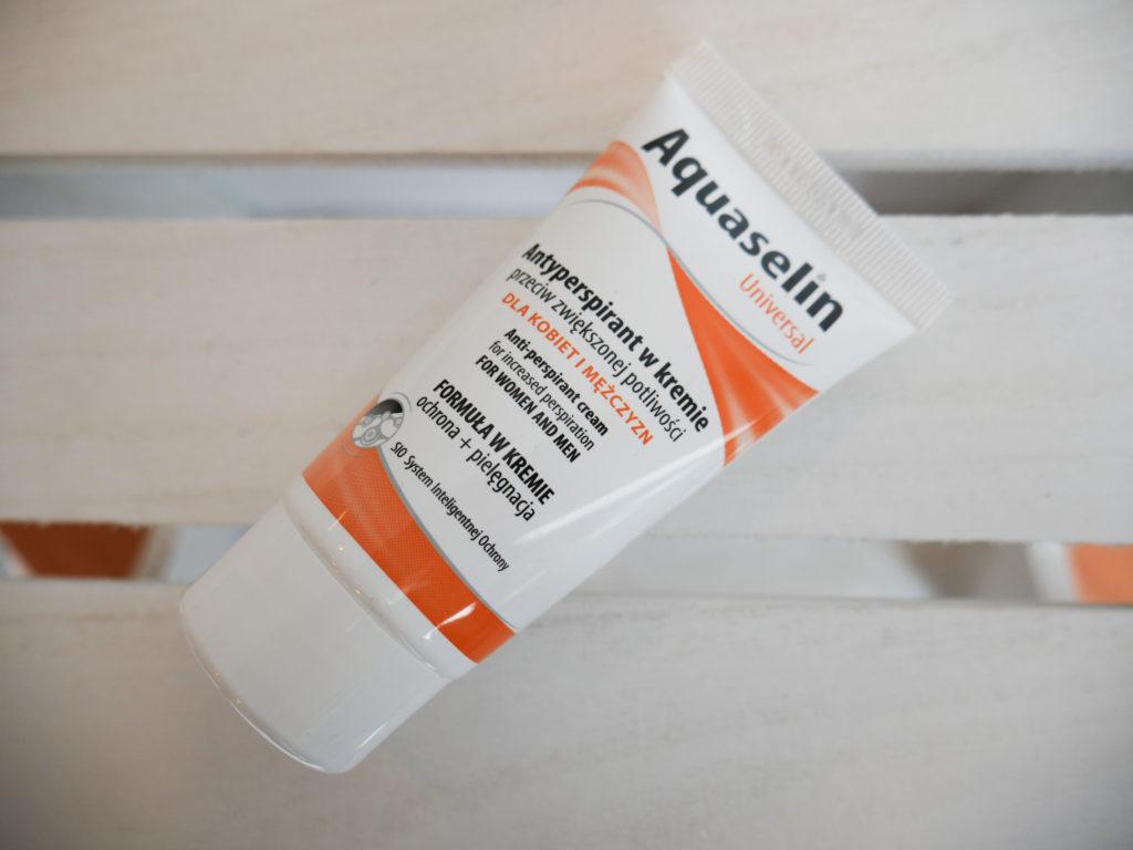 Sposób na pocenie krem Aquaselin