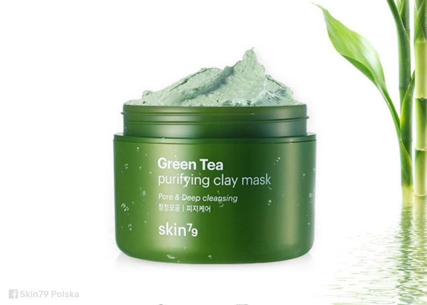 Green tea Skin79
