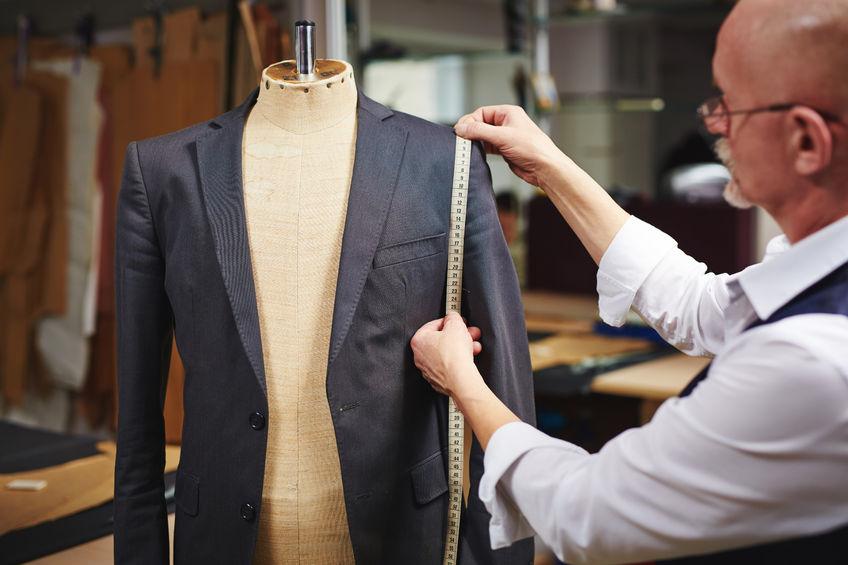 ubrania szyte na miarę