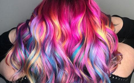 kolorowe szaleństwo