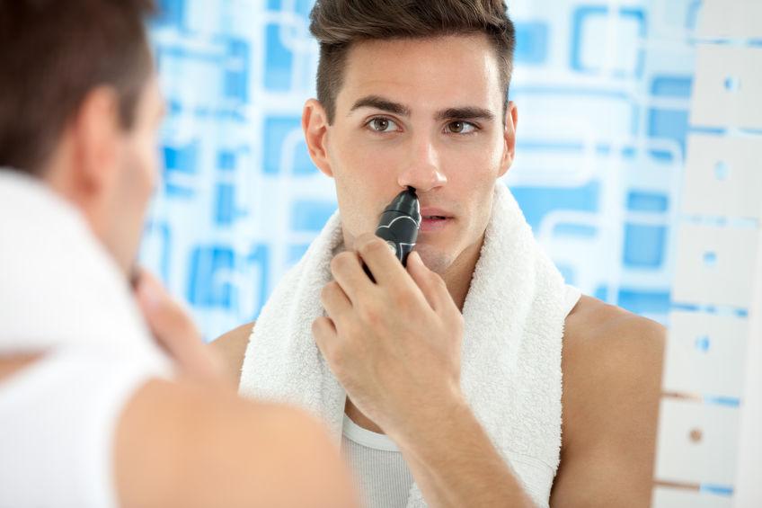 Sposoby na włosy z nosa