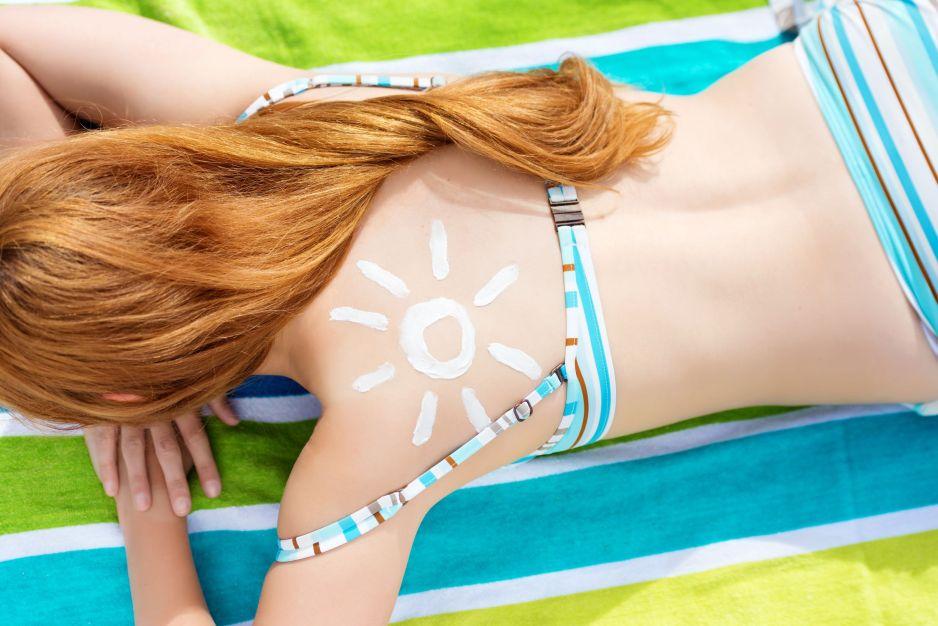 jak chronić znamiona przed słońcem sposoby